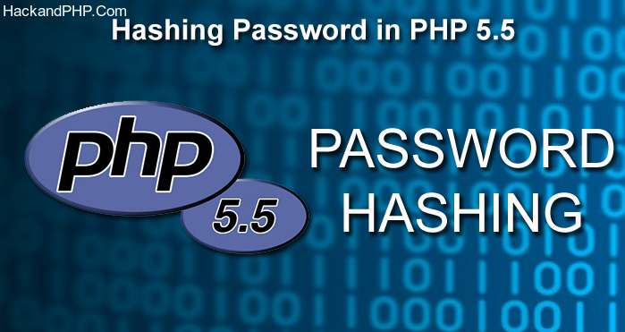PHP Password Hashing